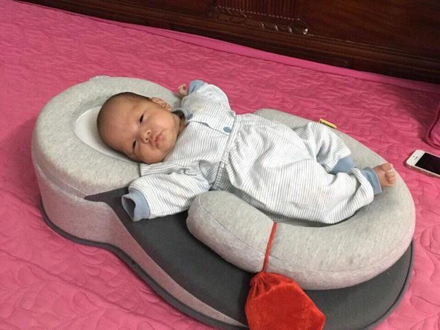 Con trai chị Dung khi được 3 tháng tuổi. Ảnh nhân vật cung cấp.