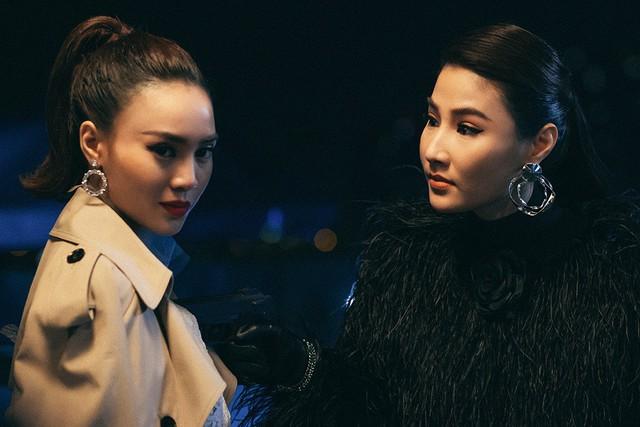 Diễm My 9X và Ninh Dương Lan Ngọc.
