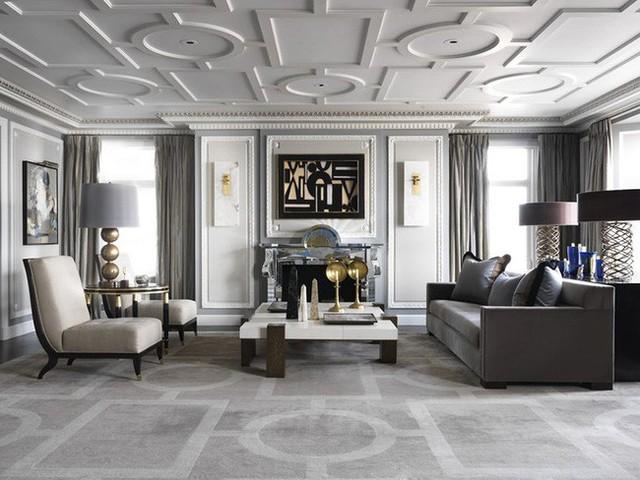 Cùng với việc lựa chọn bàn trà có kích thước với diện tích căn phòng bạn cũng cần chú ý đến kích thước bộ ghế phòng khách.