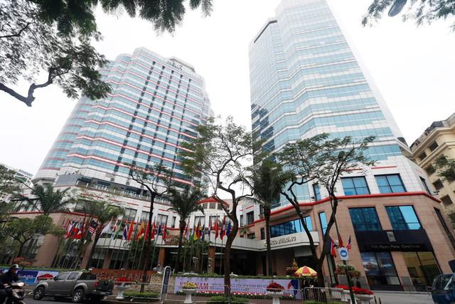 Khách sạn Melia - nơi dự kiến Nhà lãnh đạo Triều Tiên sẽ lưu trú trong quá trình diễn ra Hội nghị thượng đỉnh lần thứ 2.