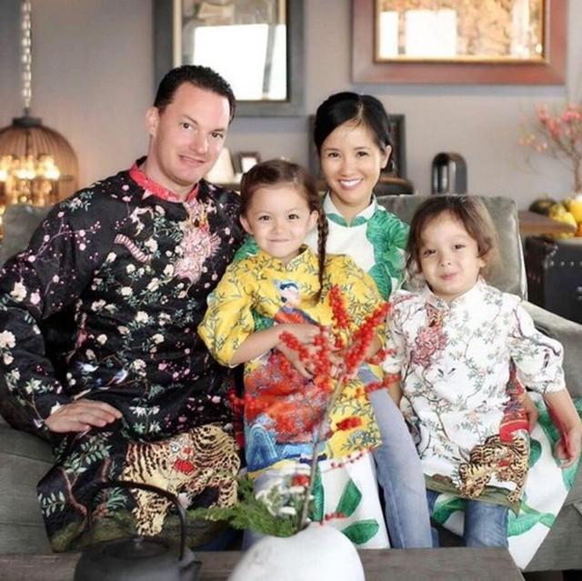 Gia đình Hồng Nhung thuở còn hạnh phúc từng được công chúng ngưỡng mộ