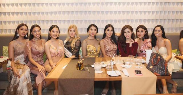 Đại diện Việt Nam đang được đánh giá nổi trội so với các thí sinh năm nay