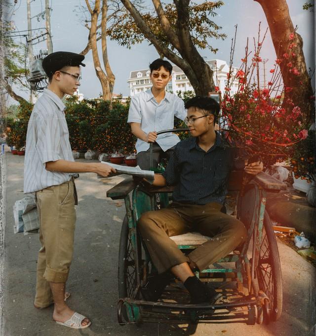 Bộ ảnh kỷ yếu của học sinh THPT trường Hồng Quang (TP. Hải Dương) nhận được nhiều sự chú ý của giới trẻ