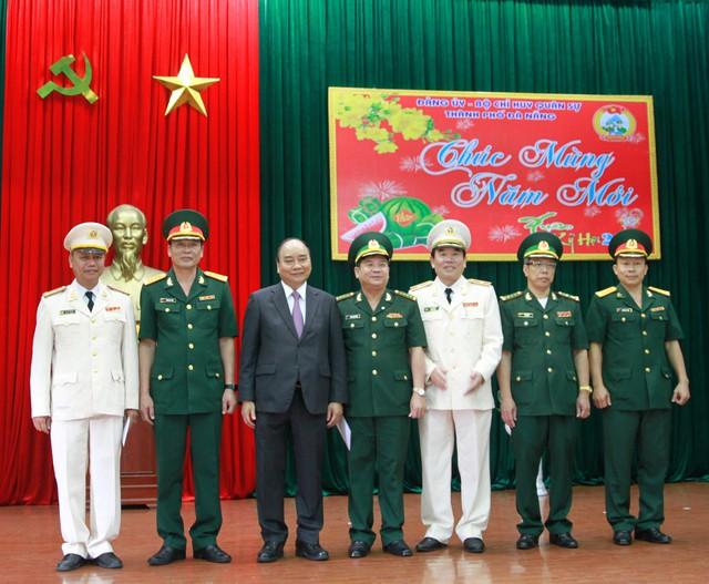 Thủ tướng Nguyễn Xuân Phúc nhấn mạnh Đà Nẵng ở vị trí hết sức quan trọng về KT-XH, quốc phòng, an ninh; là trung tâm của khu vực miền Trung-Tây Nguyên.
