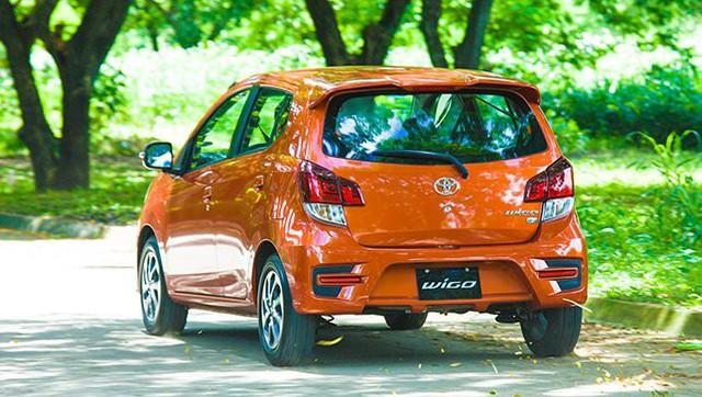 Sự nhập cuộc của Toyota với mẫu xe nhỏ Wigo nhập khẩu