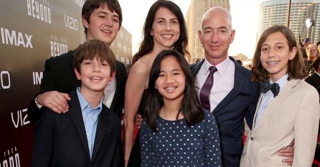 Ông chủ Amazon cho rằng nếu bạn thay đổi đam mê thì cũng chẳng sao cả.
