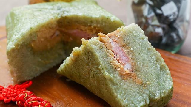 Không nên ăn bánh chưng đã bị mốc tránh gây hại cho sức khỏe. Ảnh: TL