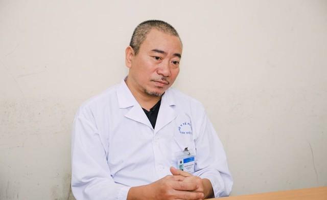 Bác sĩ Nguyễn Ngọc Hưng trải lòng về những cái Tết không trọn vẹn.