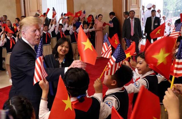 Hình ảnh tư liệu Hội nghị Thượng đỉnh Mỹ - Triều tại Hà Nội 2019