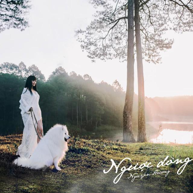 Phương Thanh lấy tên Nguyên Hương trong 1 album gần đây.