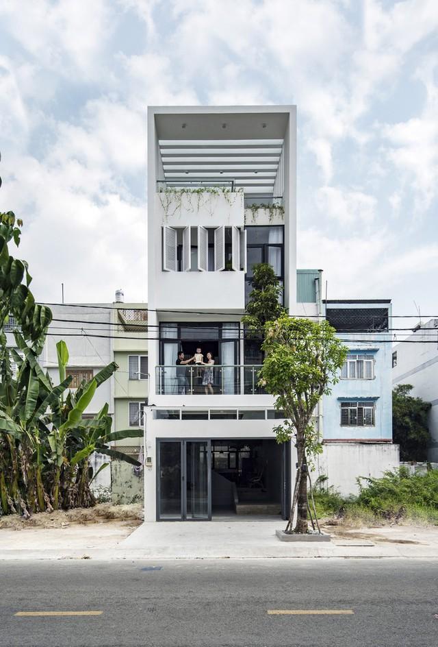 Khi thiết kế ngôi nhà, kiến trúc sư muốn tạo ra một không gian giúp người sống trong đó cảm thấy thoải mái, thư giãn nhất và dễ dàng tương tác với nhau nhất. Anh đặt tên ngôi nhà là Connect House (Nhà kết nối).