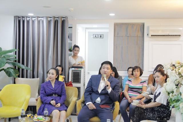 Các khách hàng rất quan tâm tới công nghệ PTTM đã phát triển đến đỉnh cao tại Hàn Quốc