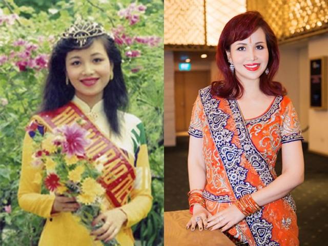 Đăng quang Hoa hậu Việt Nam năm 1990, Diệu Hoa vẫn luôn được nhiều người yêu mến bởi nhan sắc, trình độ học vấn và gia đình mẫu mực.