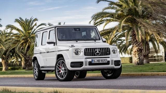 Chiếc Mercedes-AMG G63 mới hơn 10 tỷ đang đặt mua của Minh nhựa sẽ có màu trắng.
