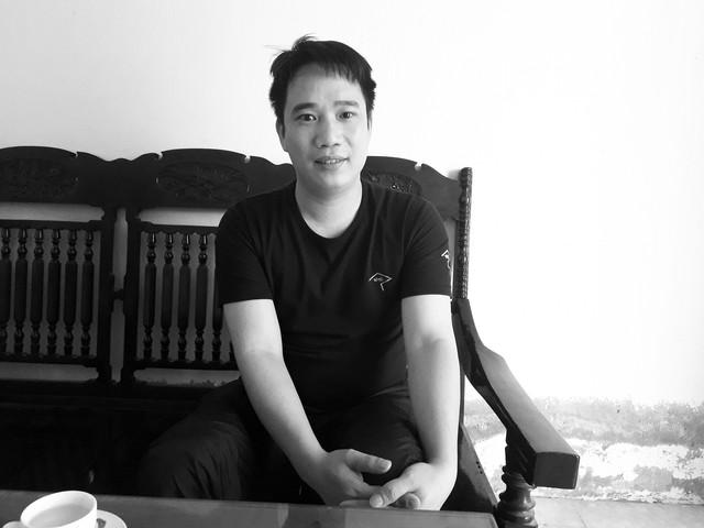 Anh Lê Xuân Đô (thôn Thắng Tây, xã Ngư Lộc) bỏ giấc mơ qua Trung Quốc sau khi bị công an phát hiện ngăn chặn kịp thời. Ảnh: N.Hưng