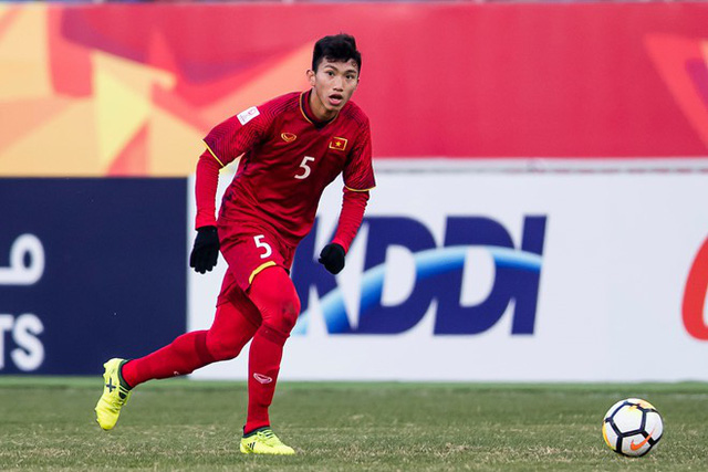 Đoàn Văn Hậu sớm nở rộ thành tài năng trẻ của bóng đá Việt Nam. Ảnh: AFF Cup.
