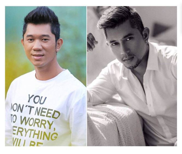 Ngoại hình trước và sau thẩm mỹ của Lương Bằng Quang
