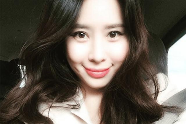 Diễn viên trẻ Yoon Ji Oh.