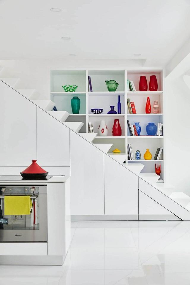 Hiện đại và tinh tế là những điều mà ngôi nhà mang đến cho người xem.