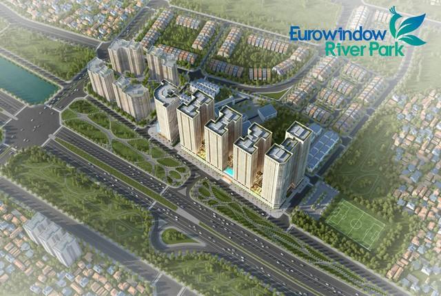 """Eurowindow River Park - """"Con gà đẻ trứng vàng"""" tại Đông Bắc Hà Nội"""