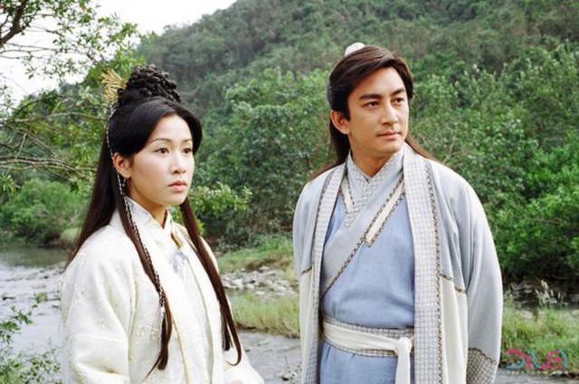 Ngô Khải Hoa đảm nhận vai Trương Vô Kỵ trong Ỷ Thiên Đồ Long ký (2000)