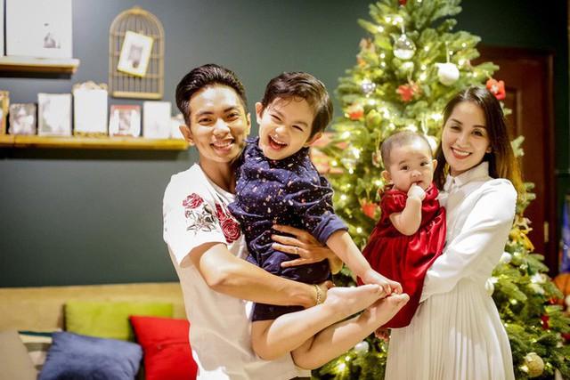 Tổ ấm hạnh phúc của Khánh Thi - Phan Hiển.