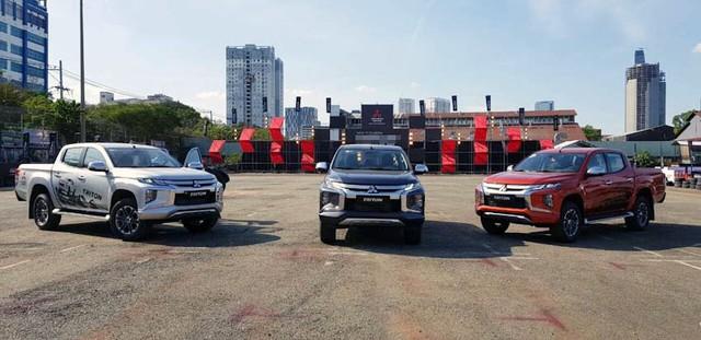 Xe bán tải sẽ tăng giá mạnh sau khi tăng lệ phí trước bạ