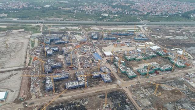 Siêu dự án tạo cơn sốt phía Đông