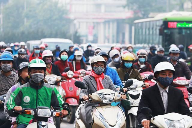 Đường Lê Văn Lương cũng nằm trong 6 tuyến đường được đề xuất hạn chế các phương tiện xe máy trong thời gian tới.