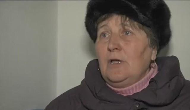 Bà nội của nạn nhân bàng hoàng sau sự việc.
