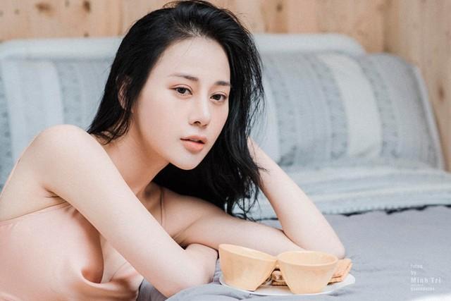 Phương Oanh đang tận hưởng cuộc sống độc thân.