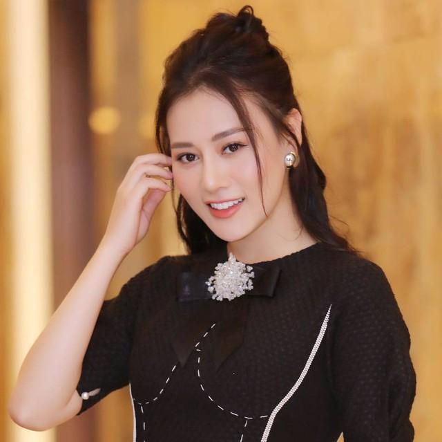 Nữ diễn viên nói khi có người yêu cô sẽ dành trọn thời gian cho người đàn ông của mình và không nhận phim.