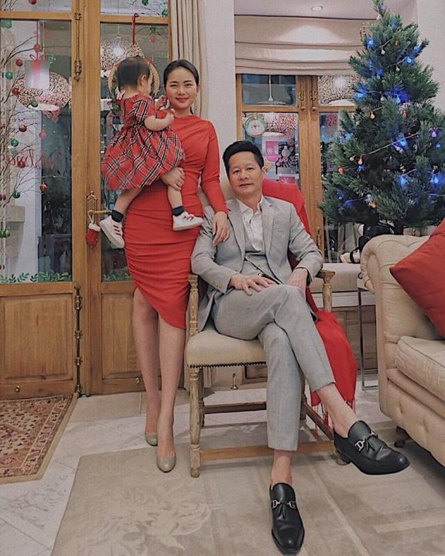 Cuộc sống của đại gia Đức An và cựu người mẫu Phan Như Thảo rất hạnh phúc.