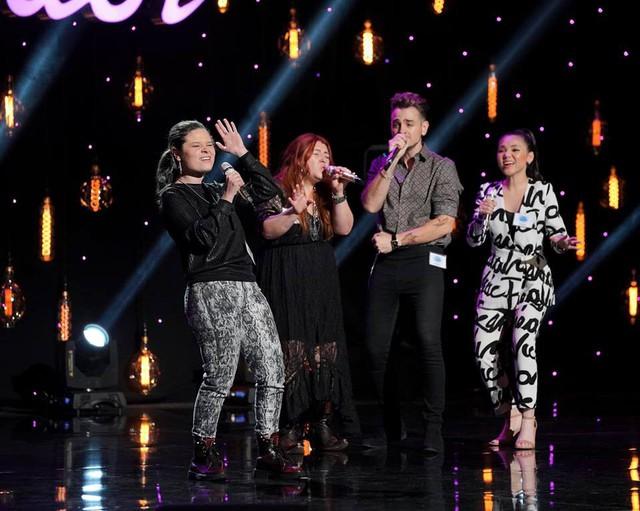 """Minh Như """"đọ giọng"""" cùng Juan Pablo, Jade Flores và Moriah Flomica với ca khúc """"Stronger"""""""