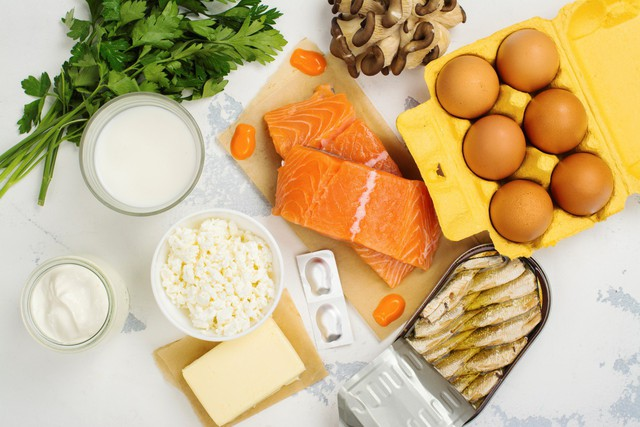 Những thực phẩm tốt giúp bảo vệ xương khớp