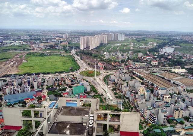 Hà Đông là một trong những quận của Hà Nội có thị trường bất động sản phát triển mạnh mẽ trong những năm vừa qua.     Ảnh: Mộc Trà