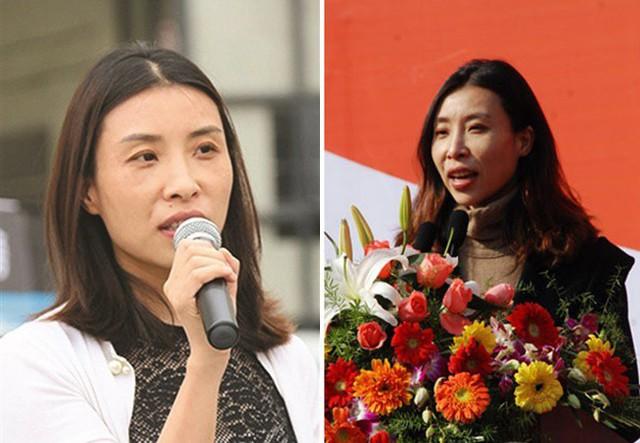 Bà Li Qiong được chia đôi số tài sản tại công ty của chồng.