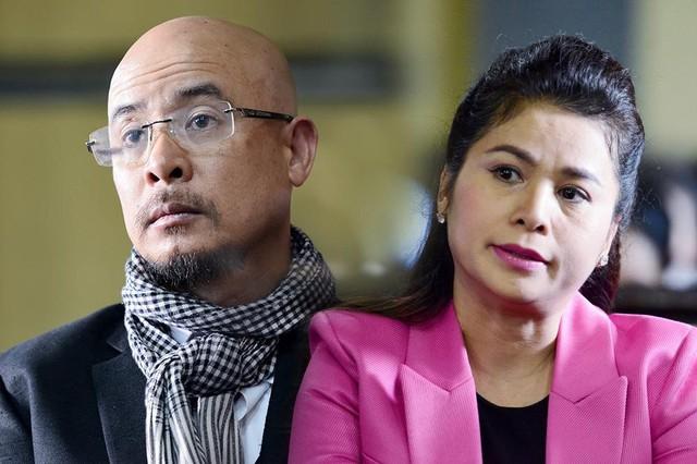 Tại Tòa, ông Vũ và bà Thảo cho biết cả hai không có thỏa thuận nào về tài sản chung, riêng. Ảnh: Lê Quân
