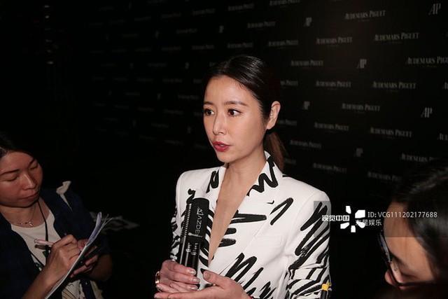 Lâm Tâm Như chia sẻ khá nhiều về con gái và ông xã khi trả lời phỏng vấn.