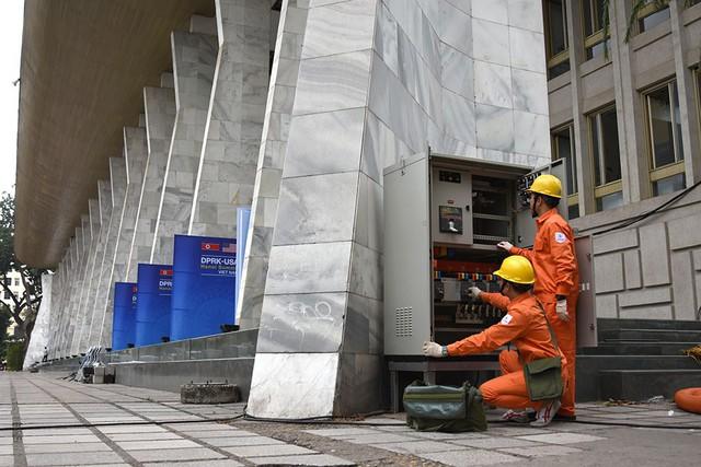 Toàn Tổng công ty đã tăng cường bố trí hơn 1.300 ca trực đảm bảo điện trong đợt này.