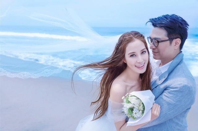 Từ Tử Kỳ chụp ảnh cưới hạnh phúc bên chồng tỷ phú Lý Gia Thành