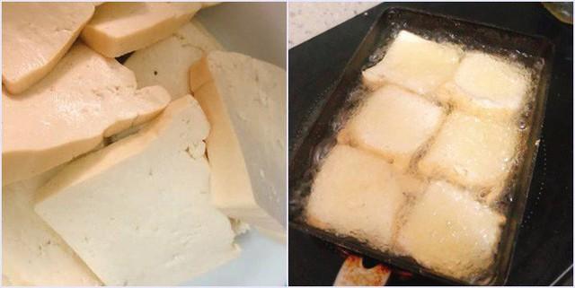 Sả và ớt băm nhỏ. Sau đó cho vào chảo dầu chiên với xíu muối đảo đều cho đến khi thơm, vàng đều để làm sa tế nha
