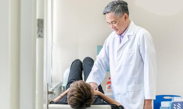 Bác sĩ Đào Văn Long