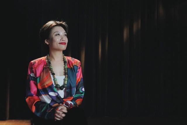 NSƯT Trần Ly Ly vinh dự là 1 trong 50 phụ nữ có tầm ảnh hưởng tại Việt Nam 2019. Ảnh: TL
