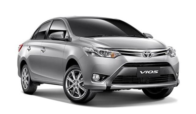 Khách mua Toyota Vios trong tháng 3 này được tặng phụ kiện.