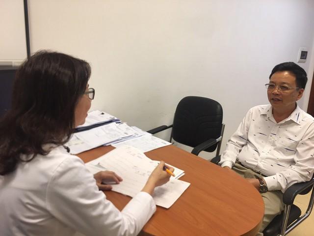 Anh Lâm Văn Thuyên (62 tuổi, ở quận Hai Bà Trưng, Hà Nội) không thấy dấu hiệu bệnh tái phát, sức khỏe ổn định khi phẫu thuật và hóa trị ung thư đại trực tràng kết hợp với liệu pháp nâng cao hệ miễn dịch tự thân.