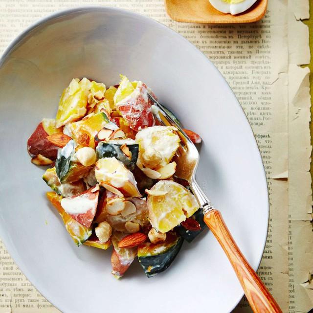 Chúc bạn làm được món salad khoai lang thật ngon nhé!