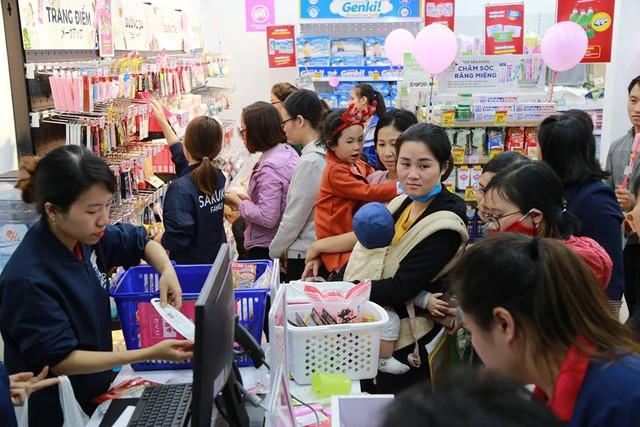 Người tiêu dùng Việt ngày càng đổ xô mua hàng Nhật nội địa