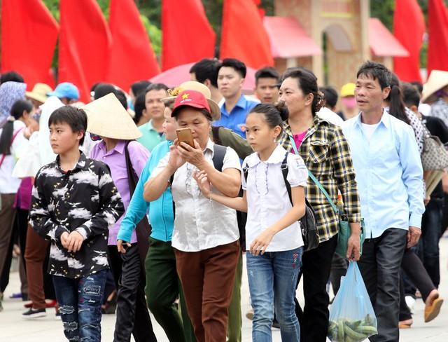 Theo BTC, Giỗ Tổ Hùng Vương - Lễ hội Đền Hùng năm Kỷ Hợi - 2019 có nhiều nét mới, nổi bật là phương châm xã hội hoá công tác tổ chức lễ hội.