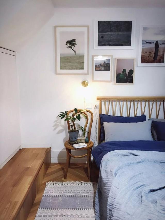 Phòng của bé được chọn trang trí theo phong cách hiện đại, gọn gàng với những chi tiết đáng yêu, ngộ nghĩnh, màu sắc tươi sáng tăng thêm sự cuốn hút thị giác.